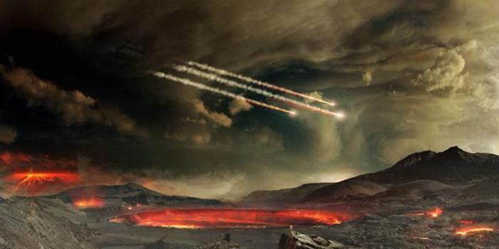 你身体里的RNA或来自太空:科学家在陨石中发现核糖
