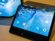 外媒评柔宇可折叠手机:不适合购买 但是个里程碑