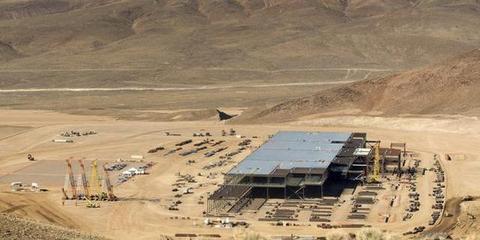 特斯拉7月29日将启用超级工厂
