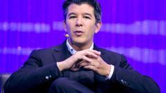 女员工遭上司性骚扰 Uber CEO在会议上含泪致歉