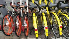 调查:一半以上受访者不认为破坏、私占共享单车违法