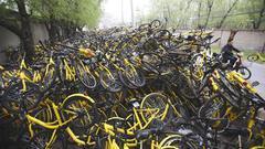 天津拟就共享单车出新规:每万辆车需配50服务人员