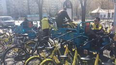 五城发文拟规范共享单车 北京乱停乱放或进黑名单