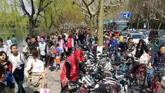 杭州对共享单车出狠招!五一期间这些地方不能停车!