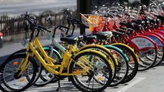 杭州发布网租自行车指导意见,暂不控制投放数量