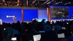 微软2017年Build大会:无Win10更新 AI成压轴戏