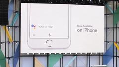 谷歌I/O开发者大会进行时:语音助手登陆iOS平台