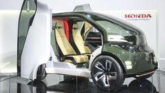 本田发布可以识别驾驶员情绪的智能概念汽车
