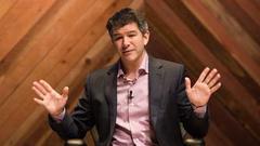 法庭:Uber前CEO卡兰尼克对无人车窃密事件早就知情