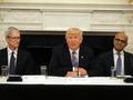 特朗普召见大批科技公司CEO:共同为政府建言献策