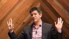 撕破脸!投资人起诉Uber联合创始人卡兰尼克欺诈