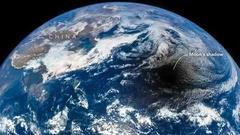 给你讲讲日全食轨迹移动为何从西至东