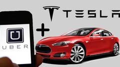 投资人:Uber与特斯拉应合并 由马斯克出任CEO
