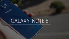 三星Note8国行版图赏 艺术与科技的交织