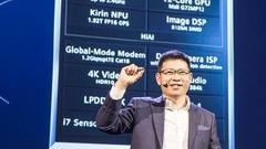 华为发布世界首款人工智能手机芯片