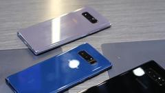 三星Note8发布:完善中国本土服务 价格齐平iPhone 8P