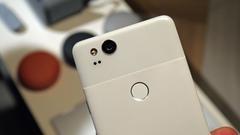 谷歌Pixel 2手机上手图