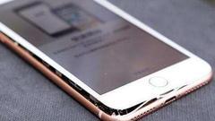 iPhone 8 Plus国行爆裂,但和Note 7爆炸不太一样