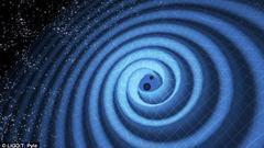 人类检测到第四次引力波事件:穿越宇宙的时空涟漪