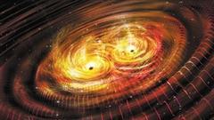 """空间引力波探测: 在太空中捕捉引力波""""音符"""""""