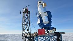 中国南极巡天望远镜追踪到引力波事件的首例光学信号