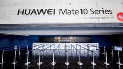 HUAWEI Mate 10系列海外发布 全面屏+人工智能