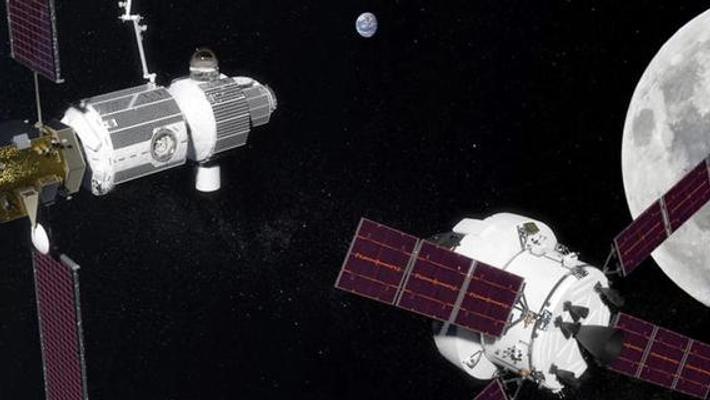 """""""深空通道太空站""""将有助人类抵达火星"""