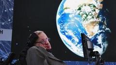 霍金再次预言:人类会在2600年前消失 需寻找新家园