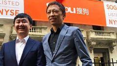 张朝阳首谈对搜狗上市看法:小川是天才 腾讯有贡献