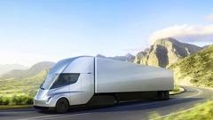 特斯拉电动卡车:刚刚发布就已经迎来订单