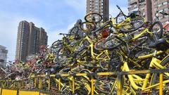 人民日报:共享单车缘何陷入退费难 押金用途是关键