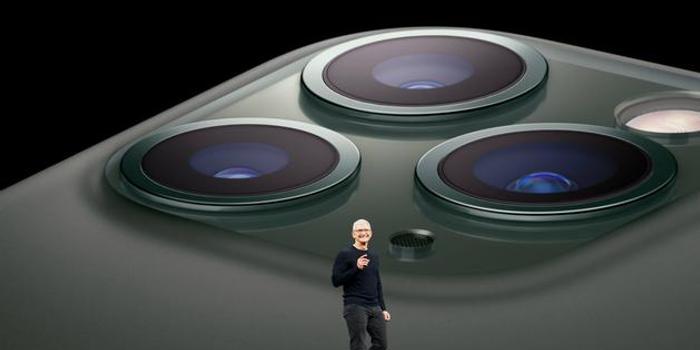 3亿美元助新能源转型 苹果联手中国供应商投资风电场