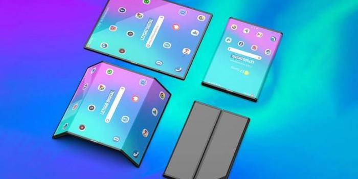 小米折叠屏手机专利曝光:双折、四摄
