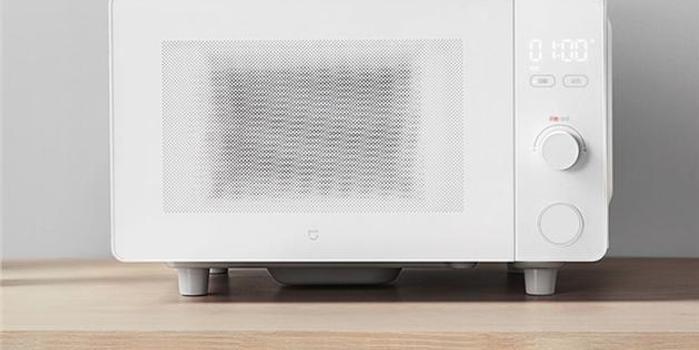 小米米家微波炉发布:App操控 售价399元