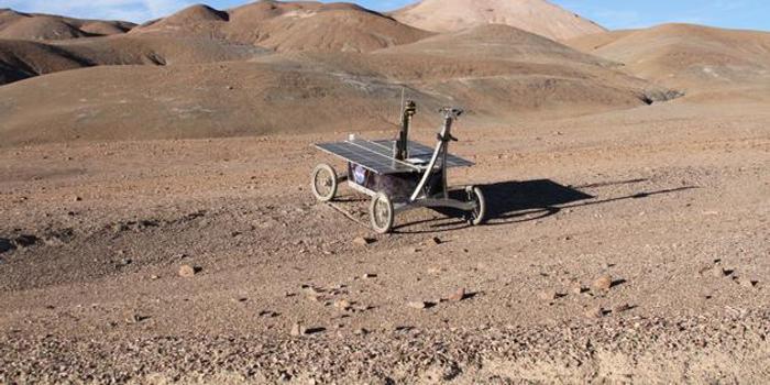 双色球胆拖_在最像火星的地方寻找微生物:火星生命有希望