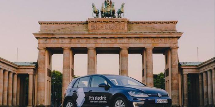 大众入局共享汽车:在柏林首发电动汽车服务WeShare