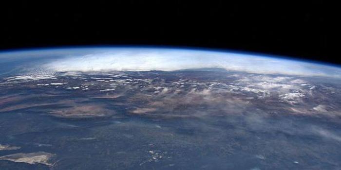意宇航员太空感言:没有比地球家园更好的星球了