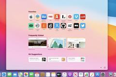 macOS升级小组件:电脑右边栏更像手机App资源库