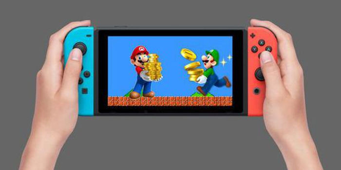 騰訊宣布正式引進任天堂游戲平臺Nintendo Switch