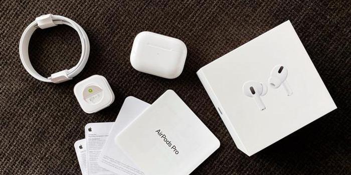 """蘋果AirPods Pro體驗:""""真香""""產品再升級"""