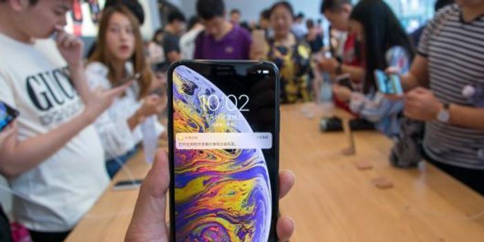 蘋果大中華區營收下滑4% 非iPhone產品收入增長17%