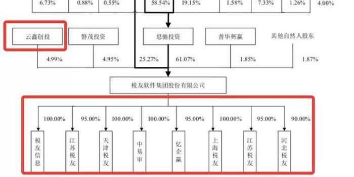 税友集团拟IPO 蚂蚁金服持股4.99%成最大机构投资者