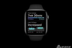 Apple Watch加入睡眠追踪功能 入睡时屏幕变暗放助眠音乐
