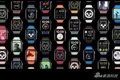 苹果发布watchOS 7 让你的Apple Watch千人千面