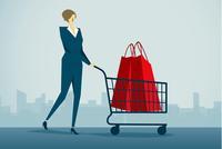 网络购物:用户规模达6.10亿 较2017年底增14.4%