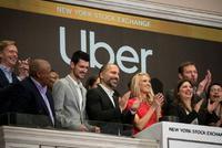 Uber上市首日遭破发大跌7.62% 市值697亿美元