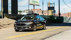 Uber无人驾驶车撞死行人 警方称责任或不在Uber