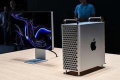 老外证明 用Mac Pro当刨丝器一点也不好使(视频)