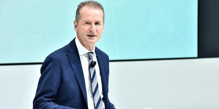 大众CEO:德国比美国更适合特斯拉生产电动汽车