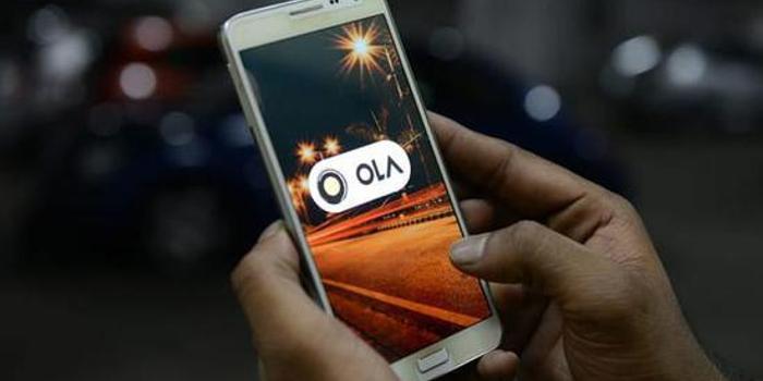 软银投资网约车服务商Ola进入伦敦 挑战Uber霸主地位